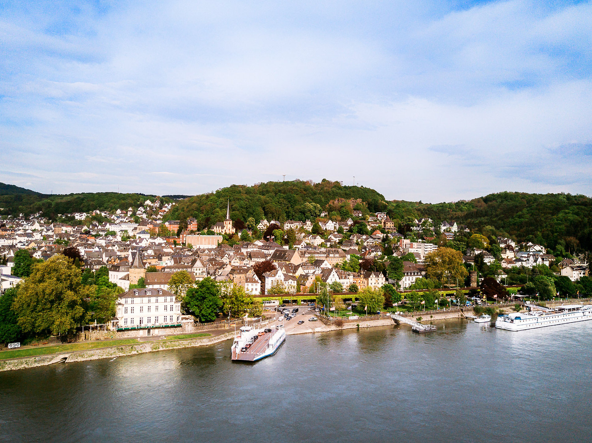 Mülldeponie Linz Am Rhein
