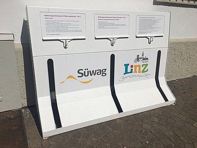 ebike Ladestation Linz am Rhein