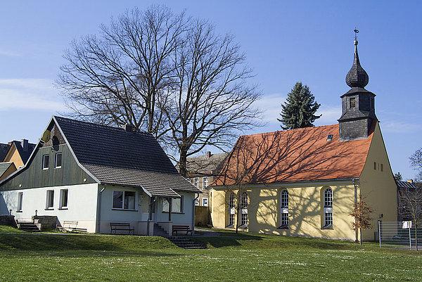 Kirche Linz Sachsen