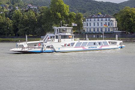 Rheinfähre Linz-Remagen