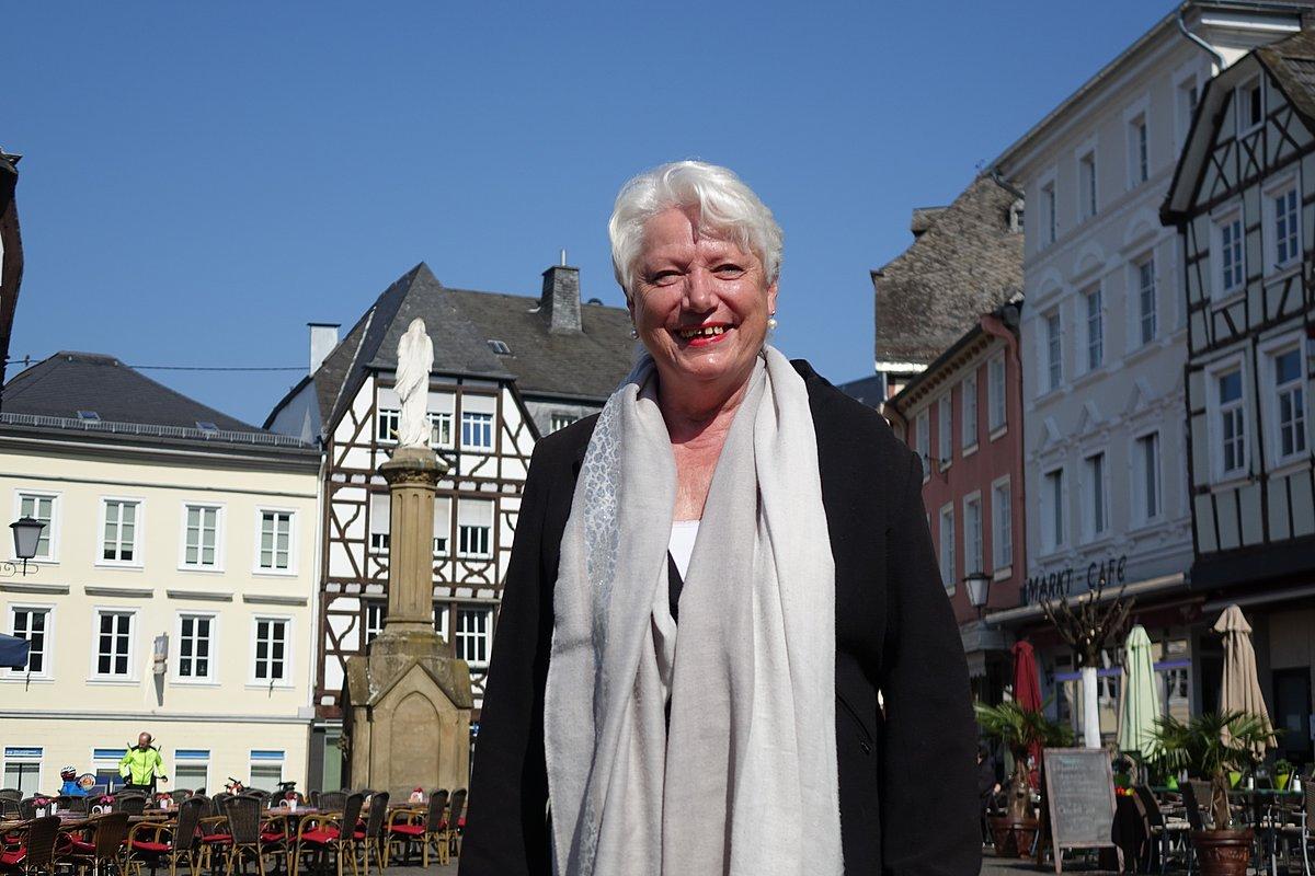 Brigitte Hömig, FWG Linz am Rhein