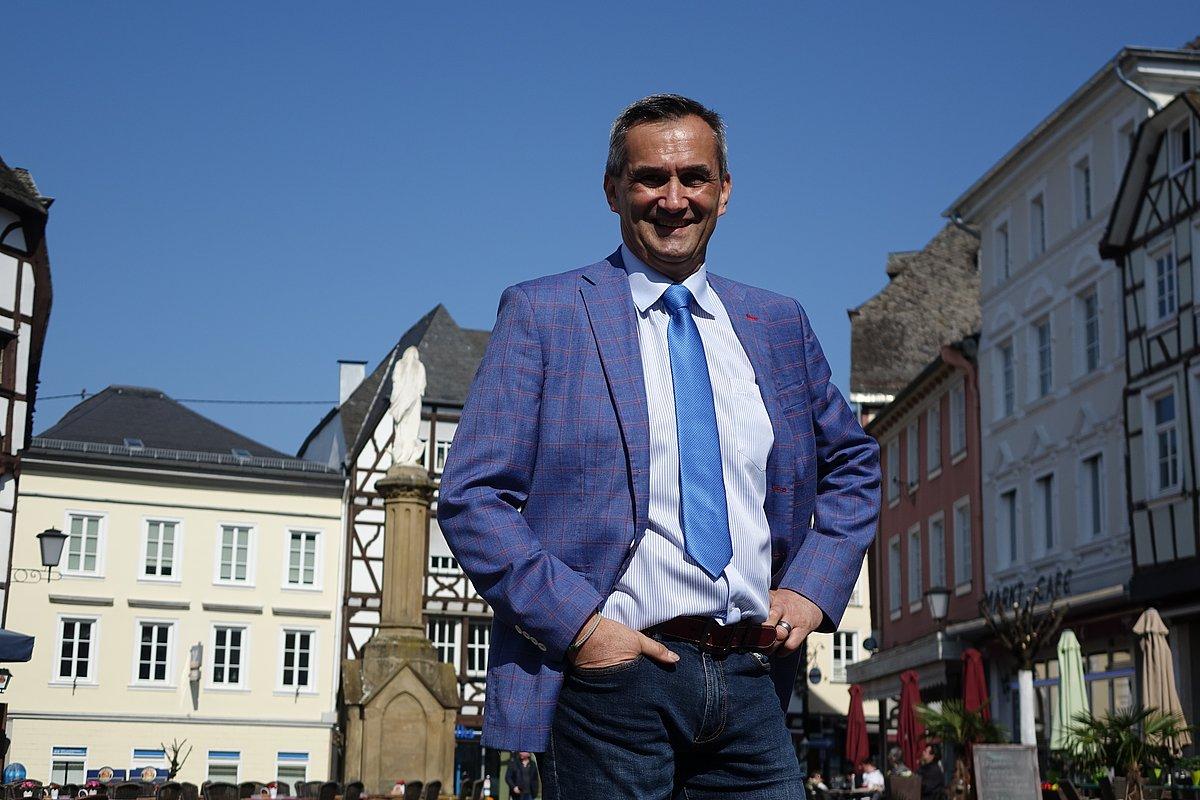 Ralf Kirschbaum, FWG Linz am Rhein