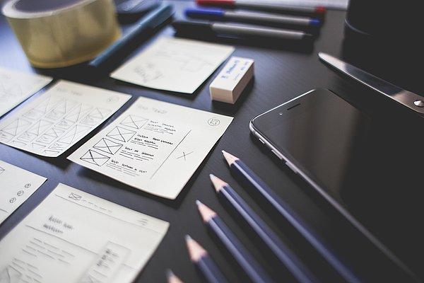 Konzepte und Stifte