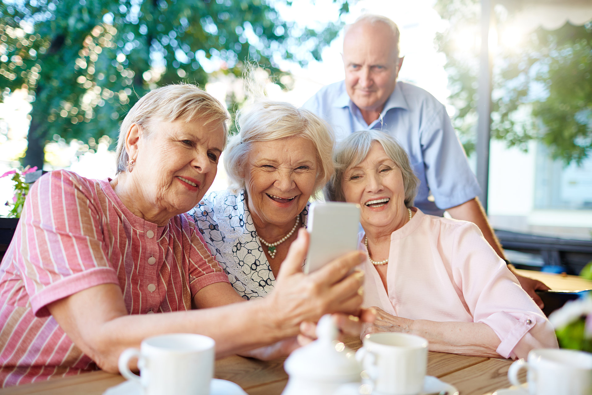 Muntere Senioren