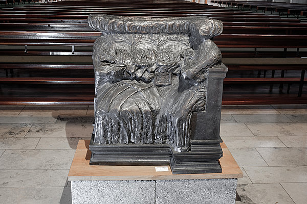 Oellers Skulptur