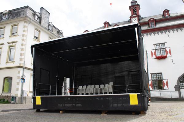 Mobile Bühne