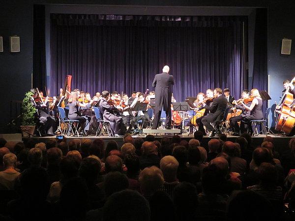 Konzert in der Stadthalle