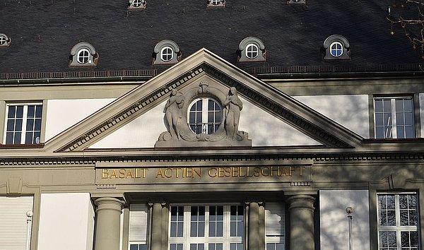 Verwaltungsgebäude Basalt AG