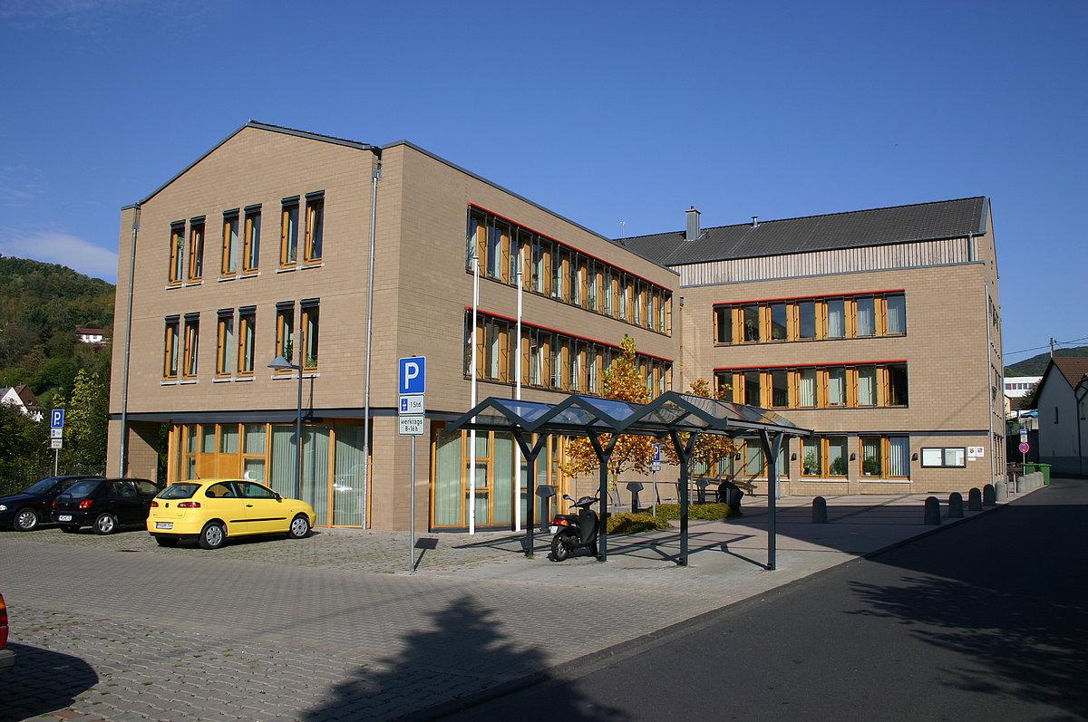 Gebäude der Verbandsgemeindeverwaltung Linz am Rhein