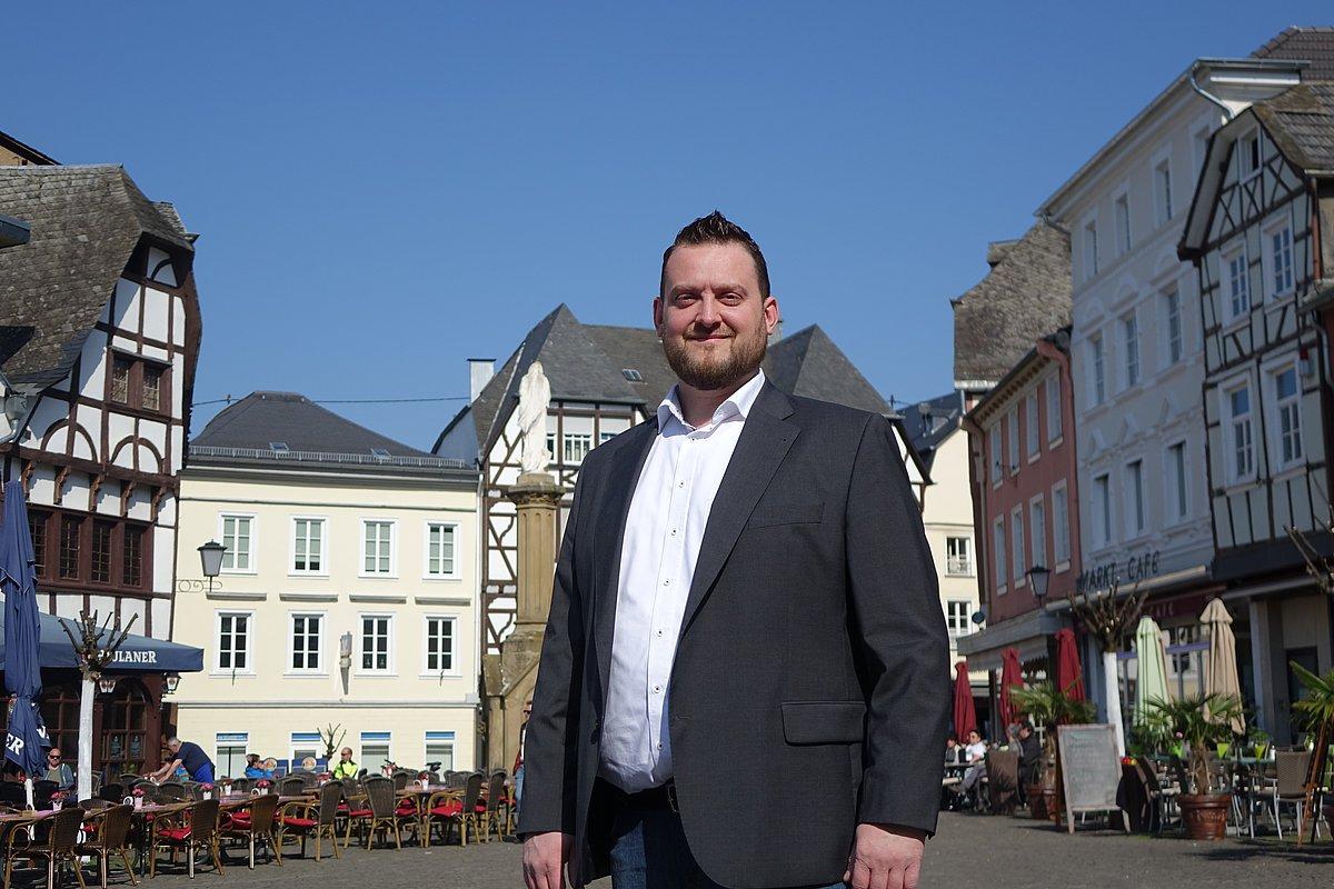 Andreas Salz, FWG Linz am Rhein