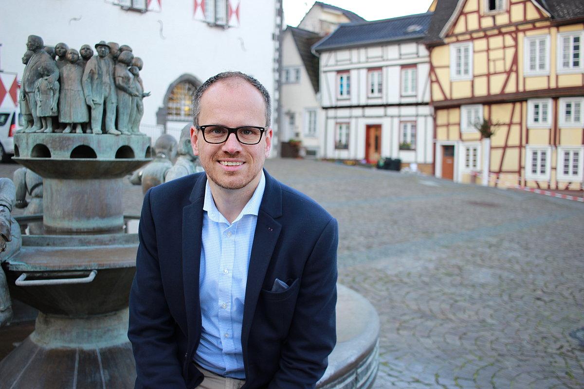 Philipp Amberg, FDP Linz