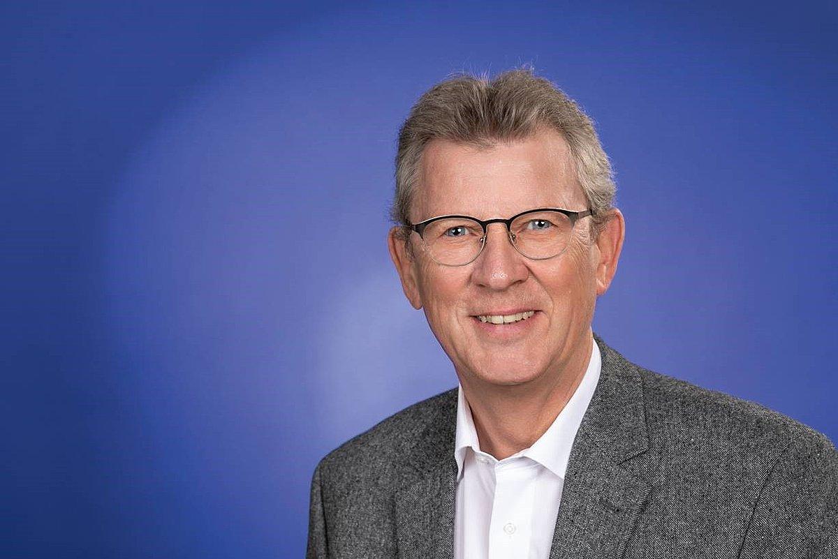 Dieter Lehmann, SPD