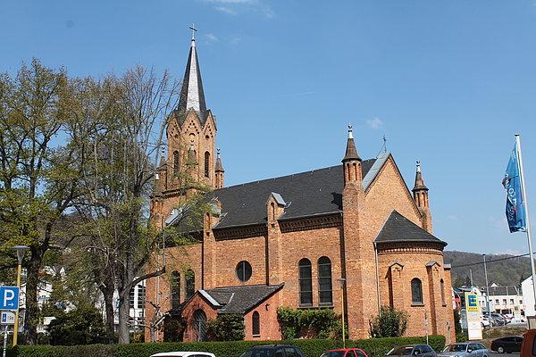Evangelische Kirche Linz am Rhein