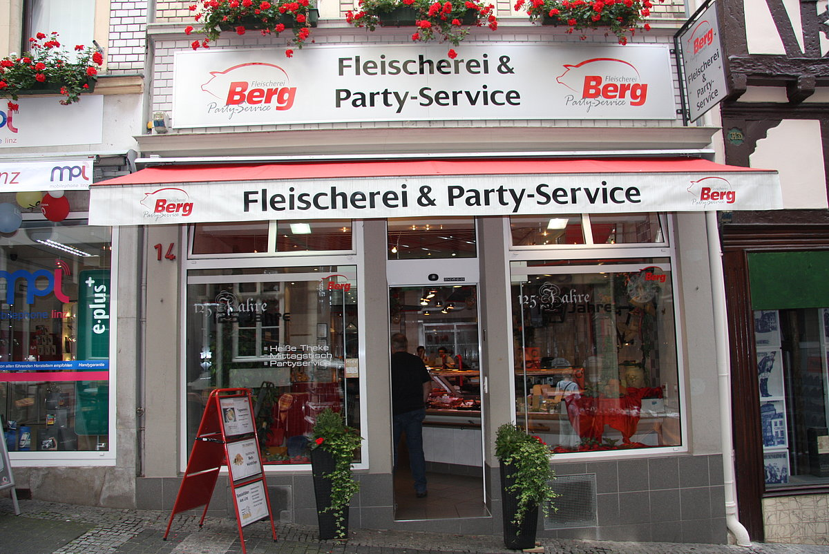 Fleischerei/Metzgerei Berg