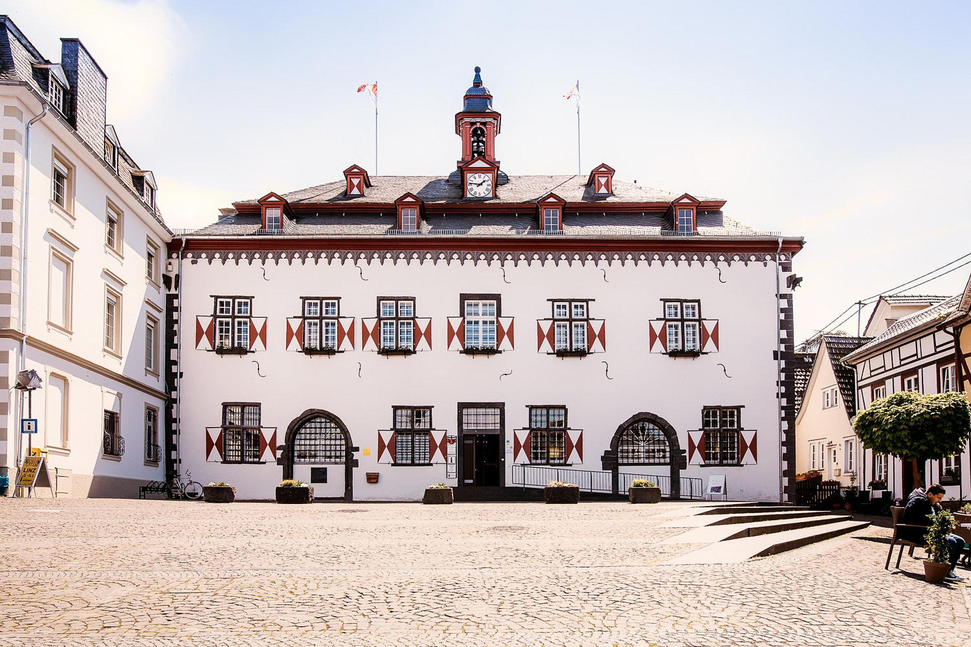 Historische Rathaus Linz am Rhein